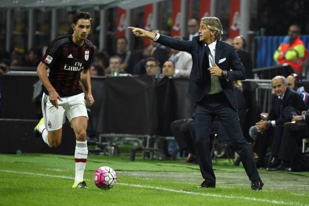 """Mancini: """"Le grandi squadre devono partire con il massimo dell'obiettivo. Murillo deve togliersi quel vizio..."""""""