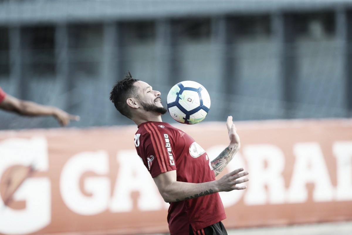Pará tem lesão constatada no joelho e desfalca Flamengo por tempoindeterminado