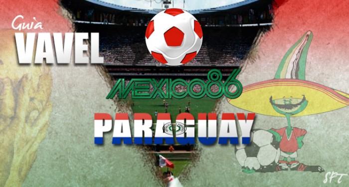 Guía VAVEL Mundial México 1986: Paraguay