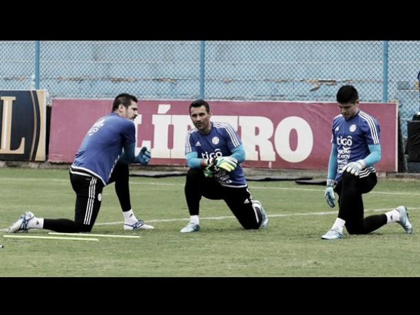Selección Paraguaya ya tendría al equipo listo para el partido frente a Perú