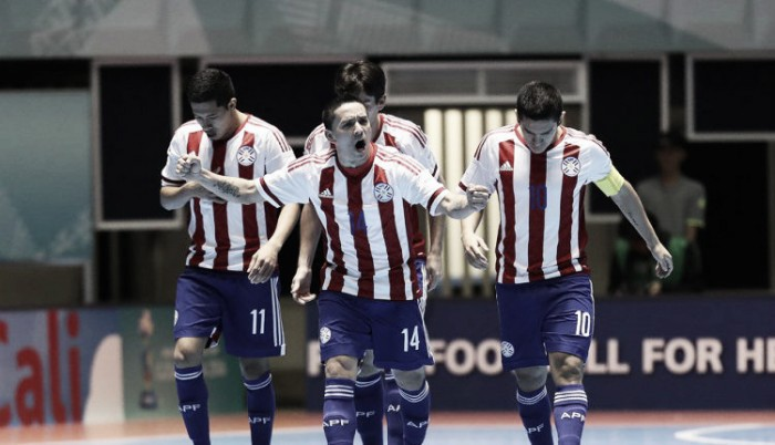 Paraguay sale indemne del drama