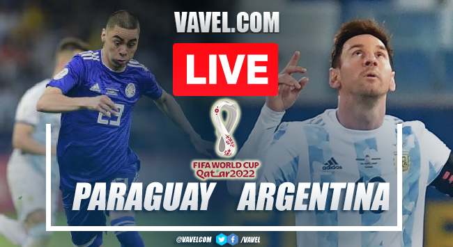 Highlights and Best Moments: Paraguay 0-0 Argentina in 2022 World Cup Qualifiers