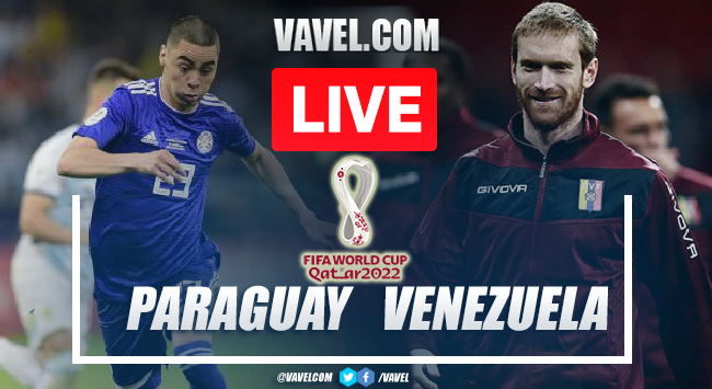 Goals and Highlights: Paraguay 2-0 Venezuela in World Cup Qualifying 2021