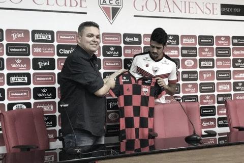 De volta ao Atlético-GO, Victor Paraíba fala em construir história na equipe