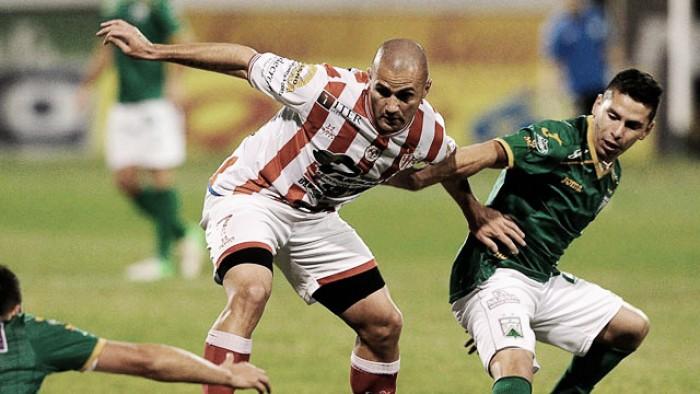Historial entre Atlético Paraná- Ferro