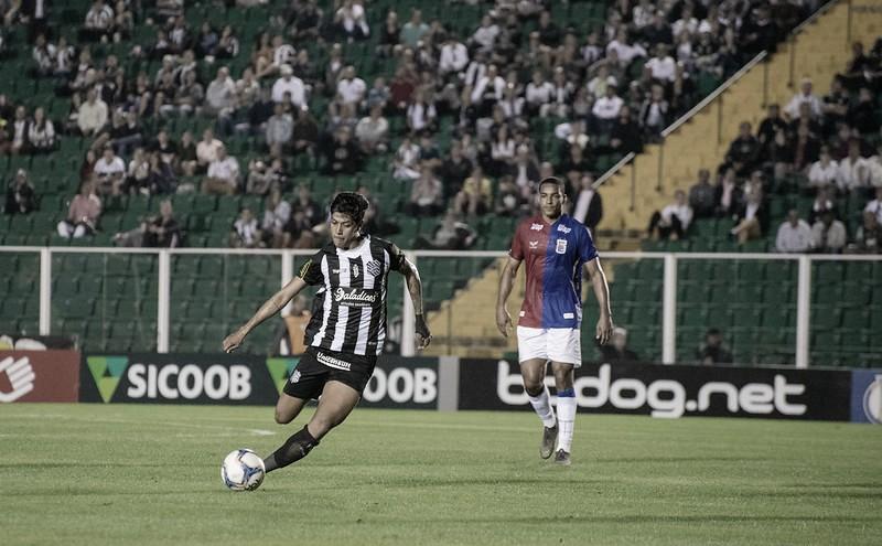 Sem marcar há três jogos, Figueirense recebe vice-líder Paraná