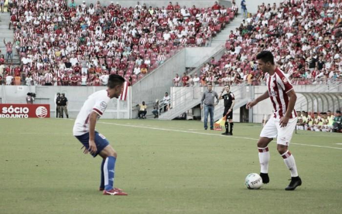 Paraná e Náutico medem forças por maior regularidade na Série B