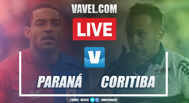 Gols e melhores momentos de Paraná 2 x 0 Coritiba pela Série B do Campeonato Brasileiro 2019