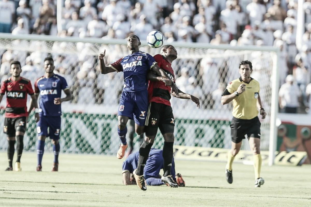 Desesperados, Sport e Paraná se enfrentam necessitando de recuperação imediata