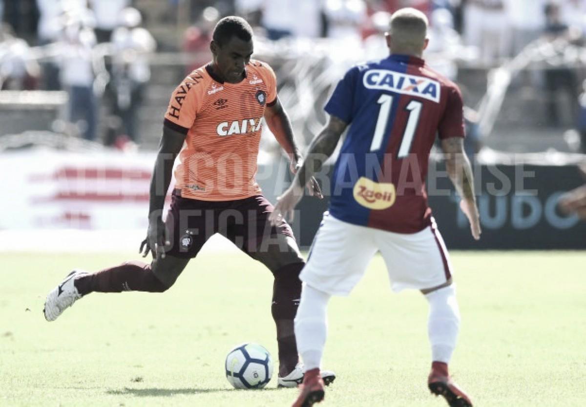 Paraná e Atlético-PR não saem do zero e aumentam sequência ruim no Brasileiro
