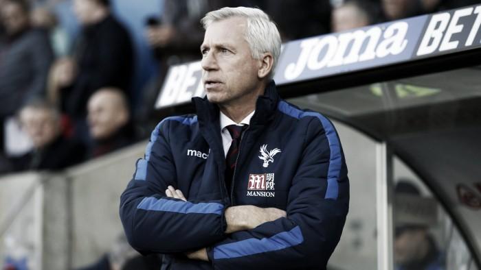 """Pardew: """"Estoy muy decepcionado con nuestra actuación defensiva"""""""