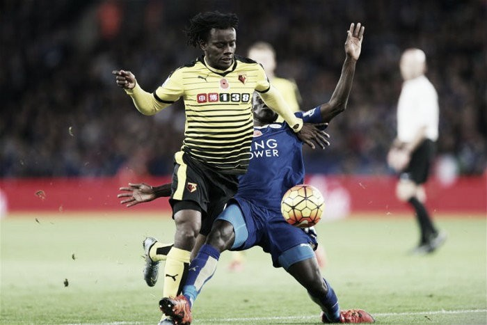 Watford defender Juan Carlos Paredes linked with Trabzonspor move