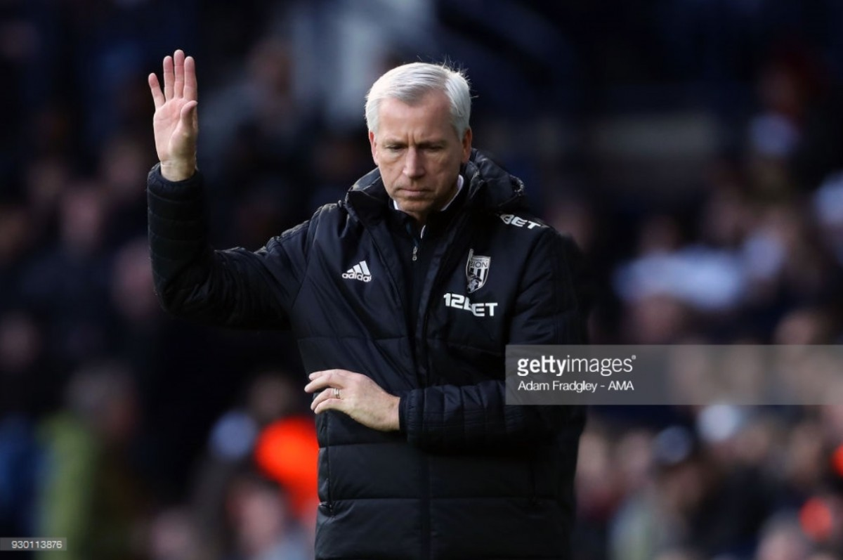 West Brom 'lost belief' in loss to Leicester City, suggests Alan Pardew