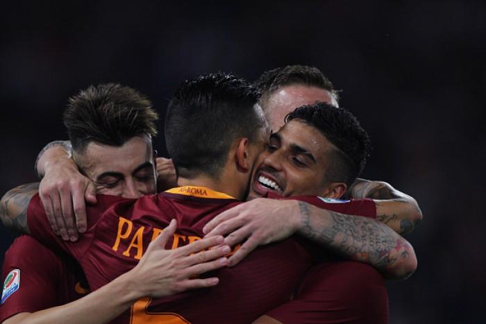 Roma, quindici giorni di assenza per Paredes. Spalletti ritrova Totti e Manolas