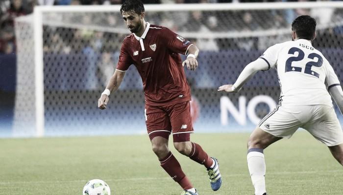 Sevilla renova com zagueiro Nico Pareja por mais três temporadas