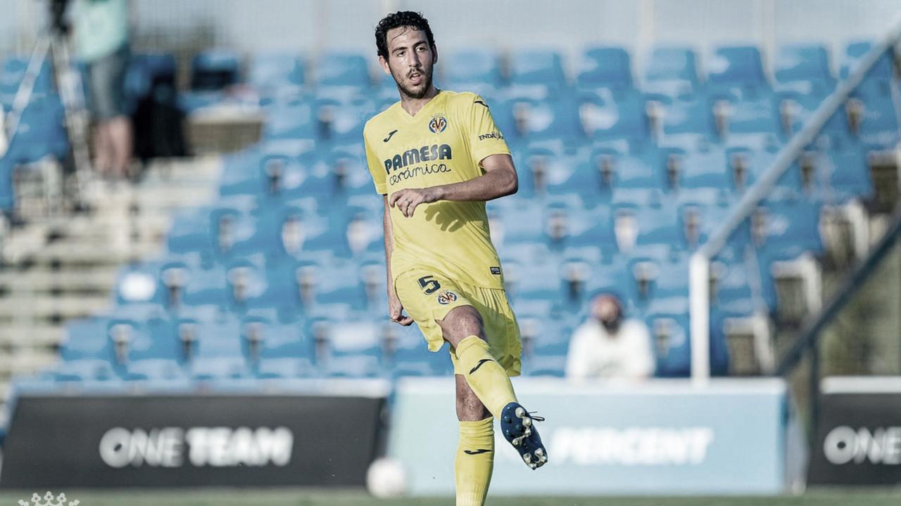 """Dani Parejo: """"Estoy muy a gusto desde que llegué al Villarreal"""""""