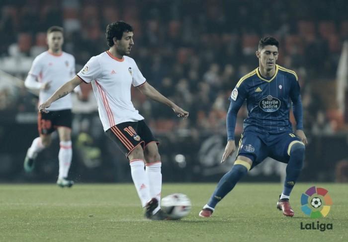 Previa Valencia CF - RC Celta de Vigo: el objetivo es seguir sumando