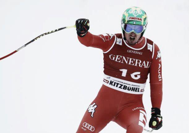 Sci Alpino, Kitzbuhel: Paris è Super-Gigante