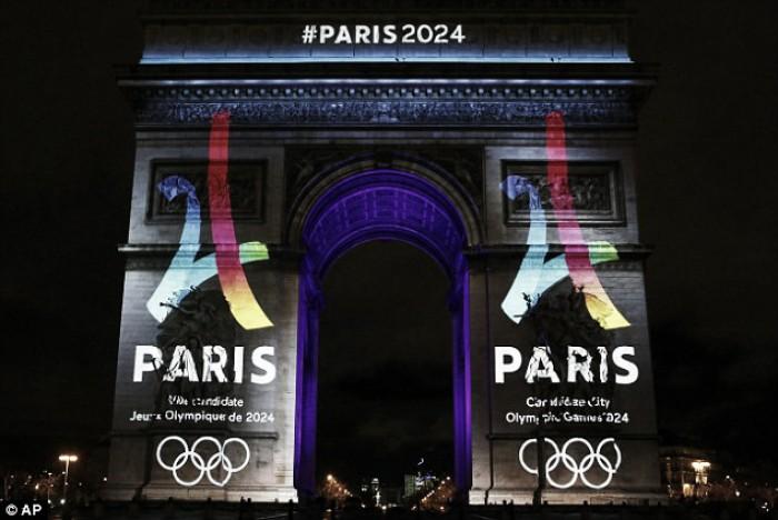 Olimpiadi 2024, Parigi presenta il logo ma non il progetto