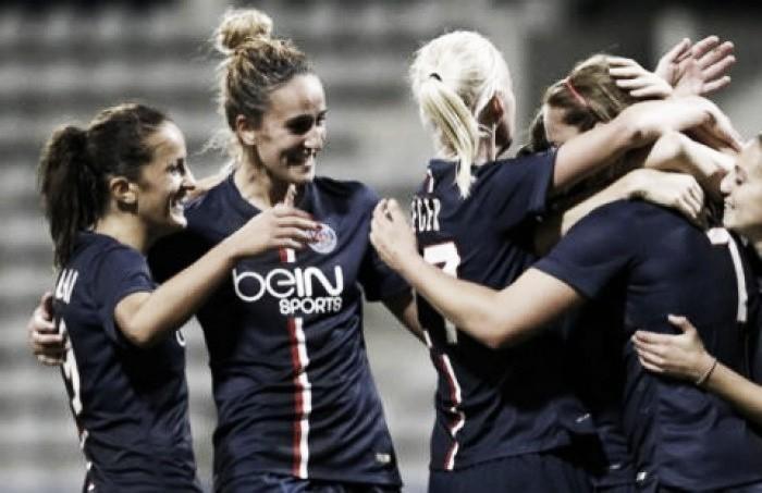 Division 1 Féminine - PSG - Guingamp Preview