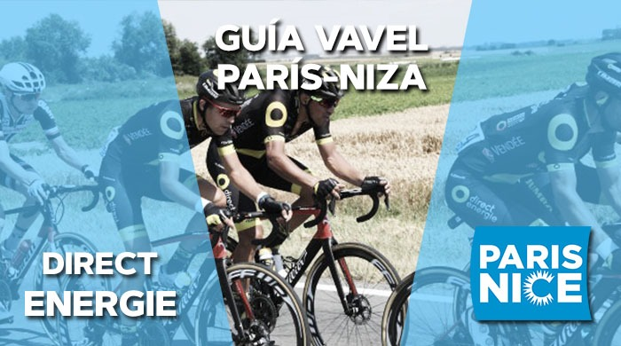Guía VAVEL: París-Niza 2019. Team Direct Energie