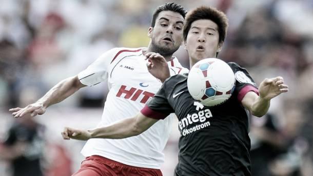 El Mainz 05 se clasifica para la siguiente ronda gracias a un chispazo de Choupo Moting