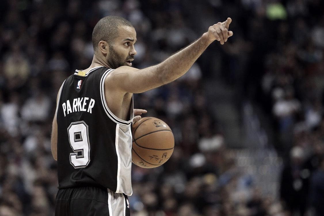 Tony Parker se retira de la NBA