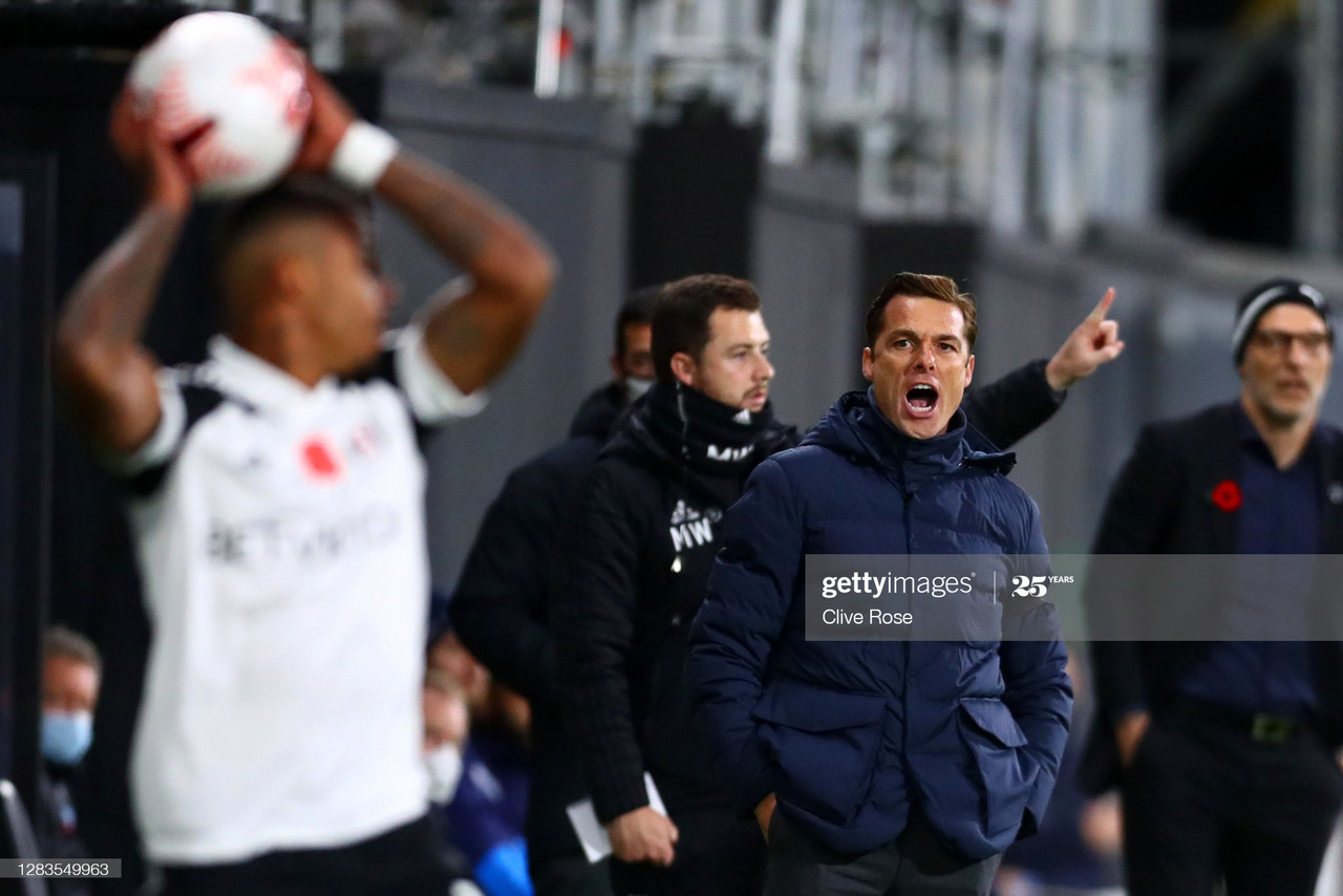 The five key quotes from Scott Parker's post-West Bromwich Albion press conference
