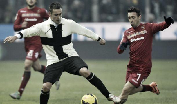 Diretta Parma - Cagliari, live Coppa Italia