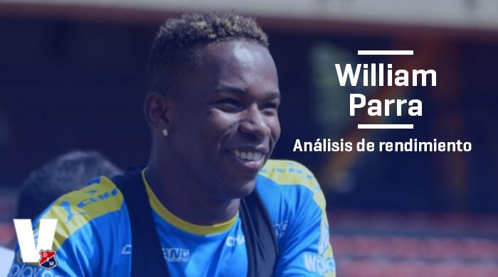 Análisis VAVEL, Independiente Medellín 2018-II: William Parra