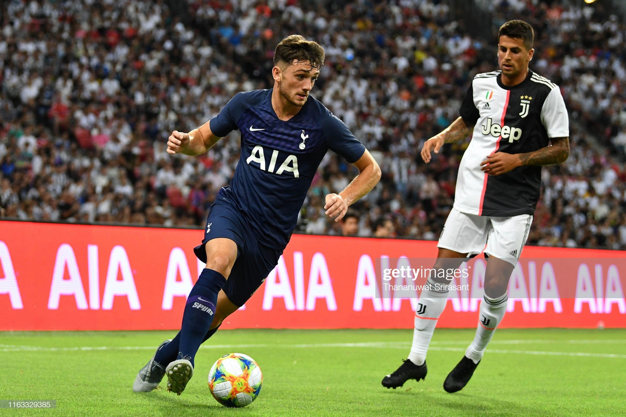 Troy Parrott admits he 'did not want it to stop' on his Spurs debut against Juventus