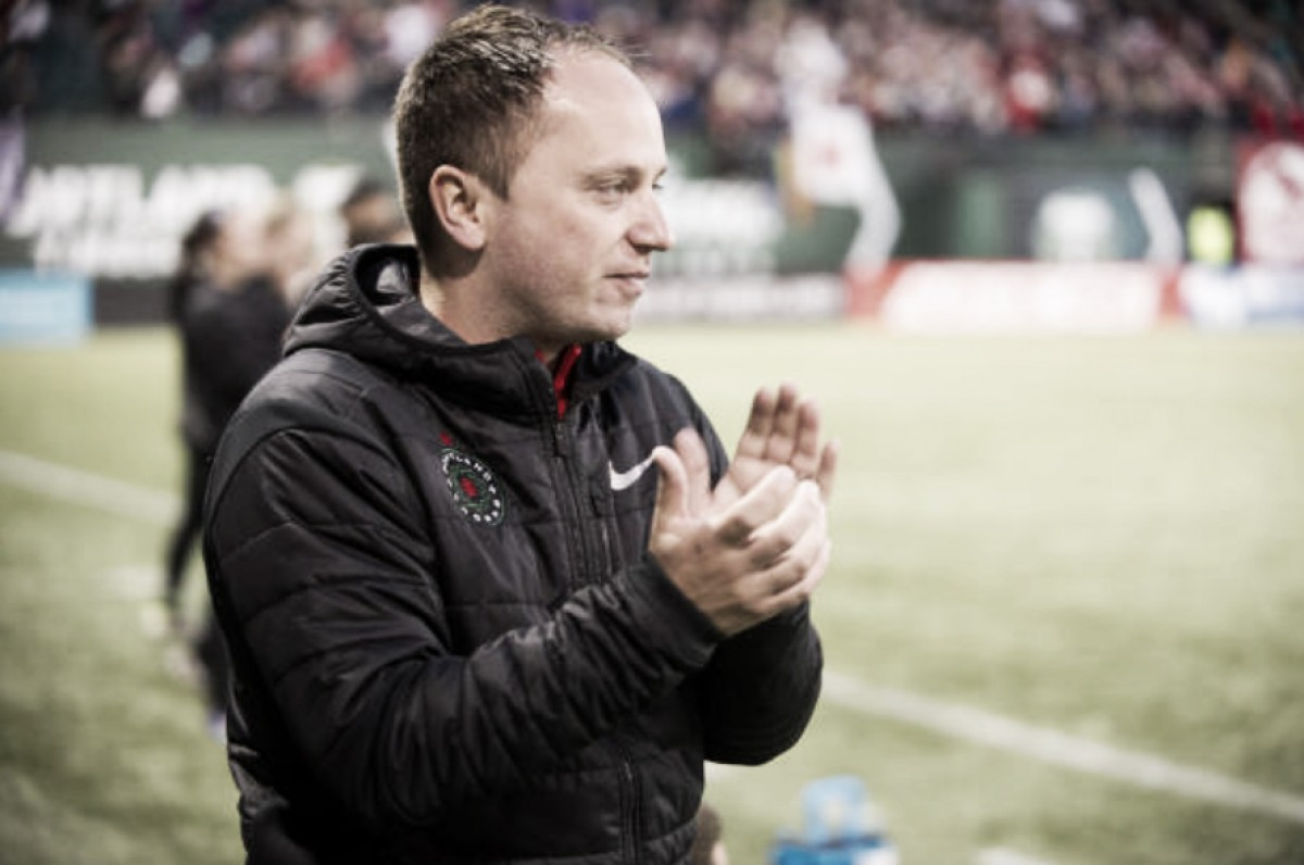 Portland Thorns FC head coach Mark Parsons suspended for two games