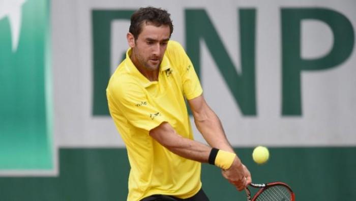 Marin Cilic: em busca do segundo Grand Slam no saibro de Roland Garros