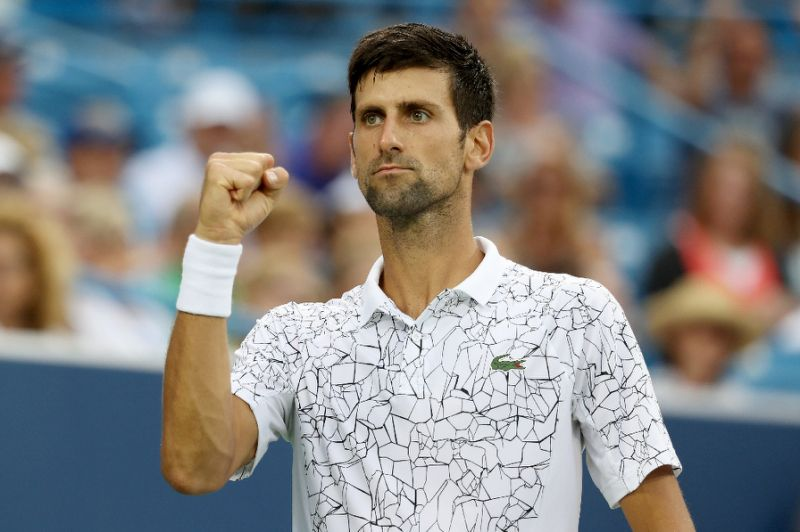 Novak Djokovic confirms participation in  Western & Southern  Open and US Open
