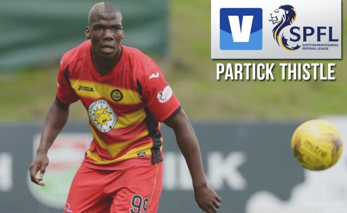 Guia VAVEL SPL 2016/2017: Patrick Thistle FC
