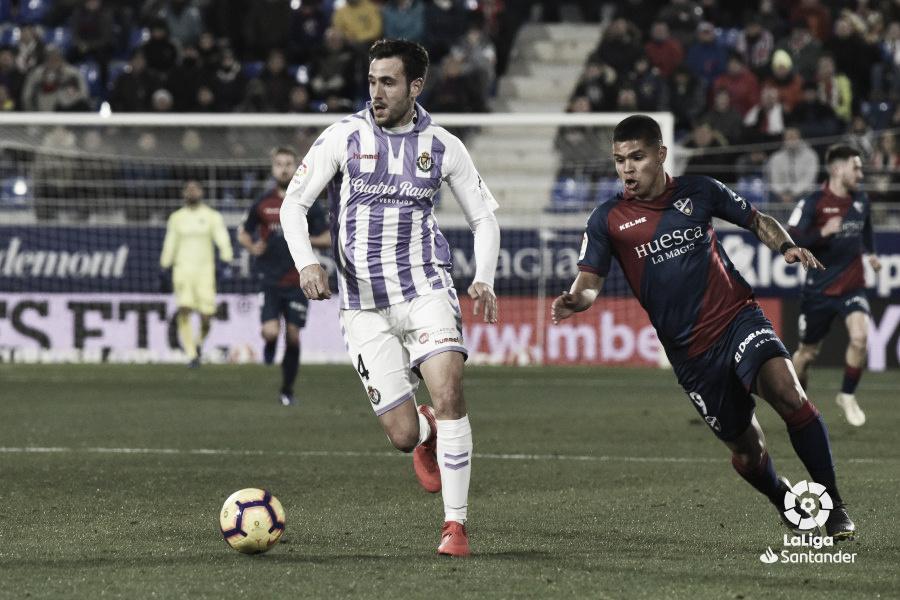 Resumen del SD Huesca vs Real Valladolid en LaLiga Santander (4-0)