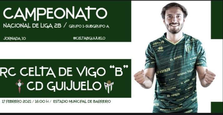 Previa Celta B vs CD Guijuelo: ganar es ya una obligación