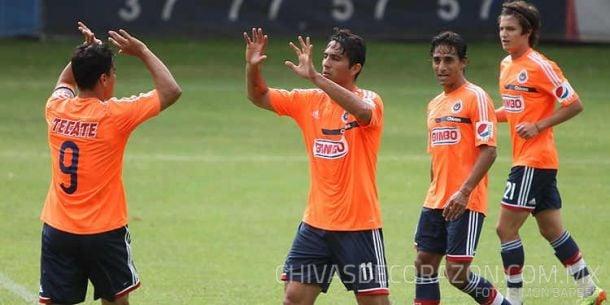 En partido de preparación, Chivas vence a Altamira