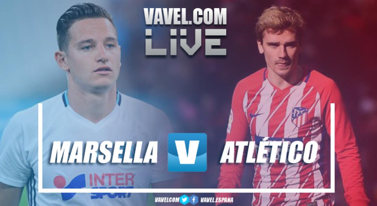 Resumen Olympique de Marsella vs Atlético de Madrid en Final Europa League 2018 (0-3)