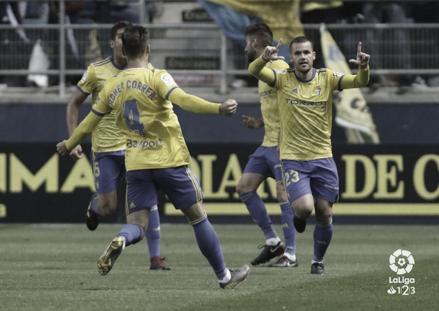 Las posibilidades del Cádiz CF de colarse en playoffs