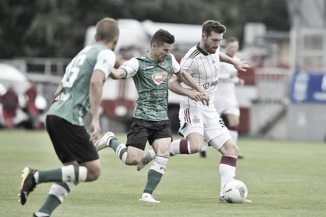 Resumen Celtic 3-0 Jablonec en UEFA Europa League