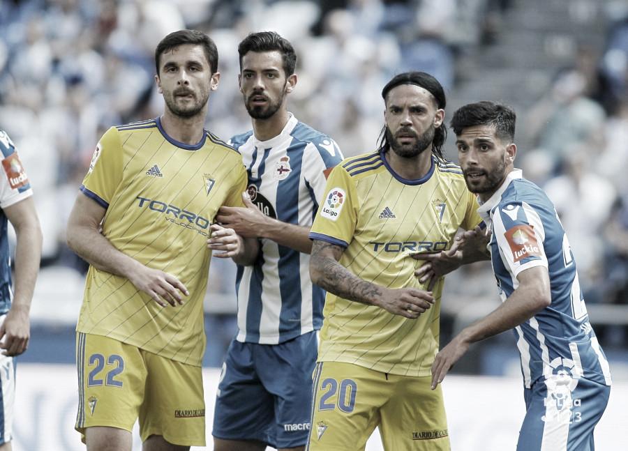Cuatro empates consecutivos y el Cádiz sigue en playoffs
