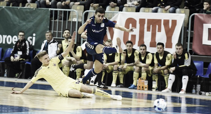 Movistar Inter sella su pase a la Final Four