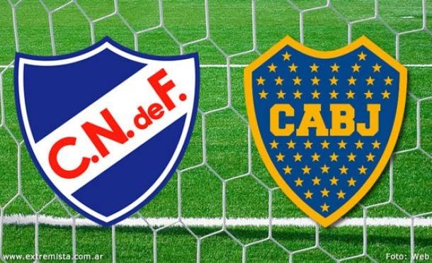Resultado Nacional de Montevideo - Boca Juniors 2014 (0-1)