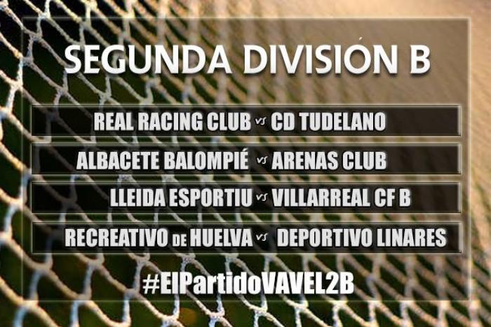 El Partido VAVEL: Segunda División B, jornada 9