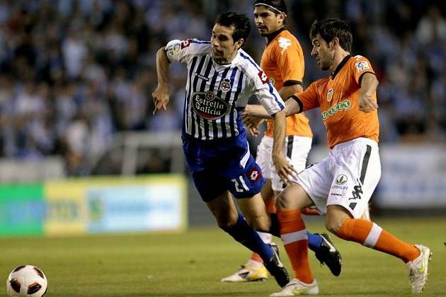Valencia 3-3 Deportivo, así lo vivimos