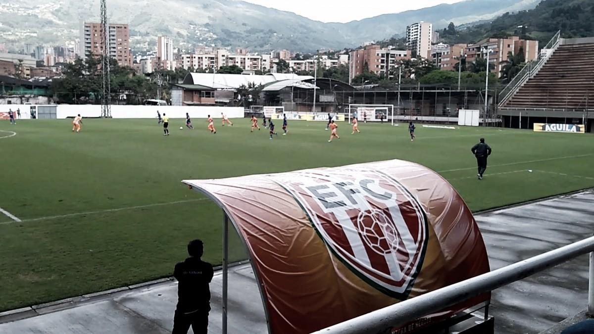 Puntaciones: Envigado F.C. vs Deportivo Pasto