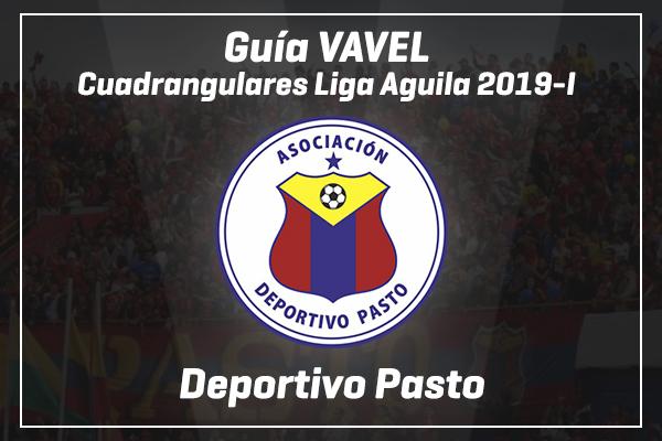Guía VAVEL Colombia, Cuadrangulares Liga Aguila 2019-I: Deportivo Pasto
