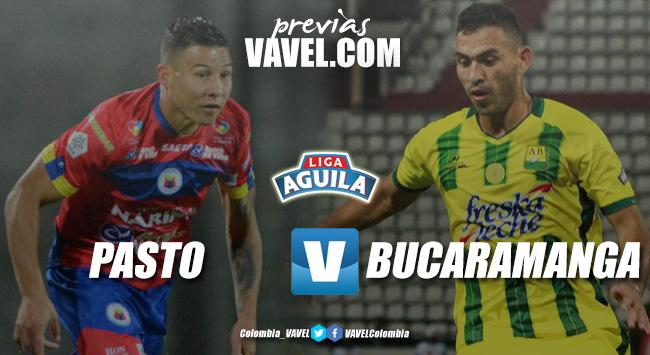 Deportivo Pasto vs Atlético Bucaramanga: partido con diferentes tonalidades