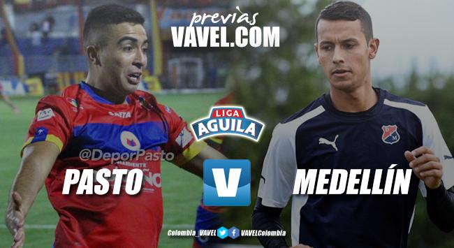 Previa Pasto vs Medellín: en busca de ascender en la tabla de posiciones